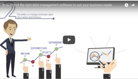 how to find the right debt management software