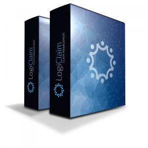 Logiclaim claims software box