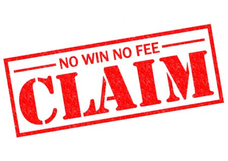 No Win No Fee PPI Claim signage.
