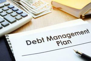 A debt management plan